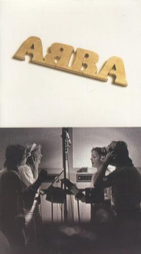 Abba Thank You For The Music - Booklet book UK ABBBKTH144006