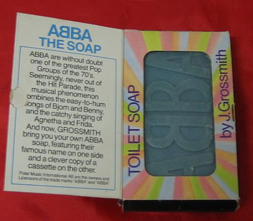 Abba The Soap memorabilia UK ABBMMTH389436