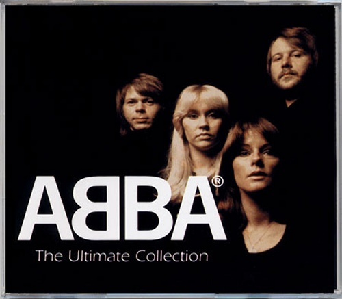 Abba The Ultimate Collection UK 4-CD Album Set (652083