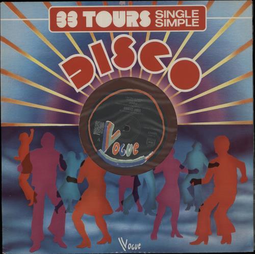 "Abba Voulez Vous - Red Vinyl 12"" vinyl single (12 inch record / Maxi-single) French ABB12VO646829"