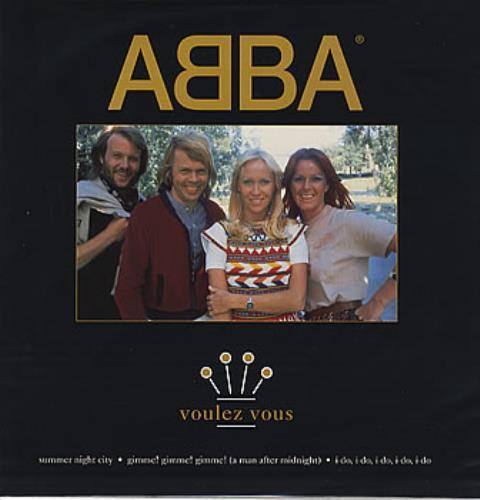 "Abba Voulez Vous 12"" vinyl single (12 inch record / Maxi-single) UK ABB12VO19967"