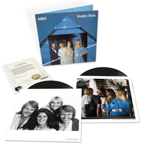 Abba Voulez-Vous [Half-Speed Master] - 180gm Vinyl - Sealed 2-LP vinyl record set (Double Album) UK ABB2LVO723494
