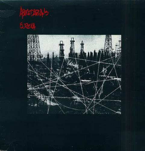 Abecedarians Eureka vinyl LP album (LP record) US CEDLPEU328821