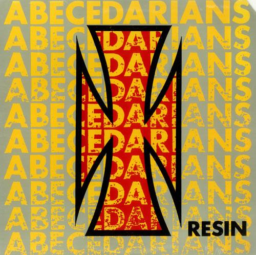 Abecedarians Resin - Sealed vinyl LP album (LP record) US CEDLPRE455280