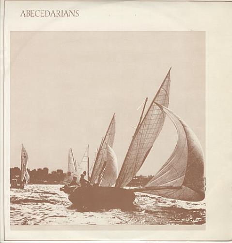 "Abecedarians Smiling Monarchs 12"" vinyl single (12 inch record / Maxi-single) UK CED12SM129554"