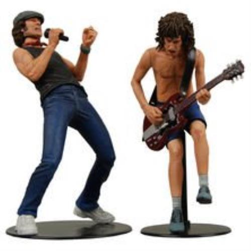 ... UK Officially Licensed set of two AC DC figures 1112cd3940f