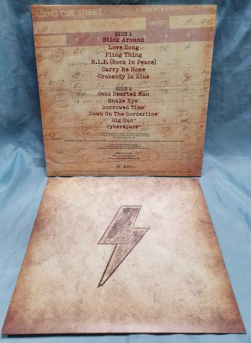 AC/DC Backtracks Collector's Box Set CD Album Box Set US ACDDXBA495623