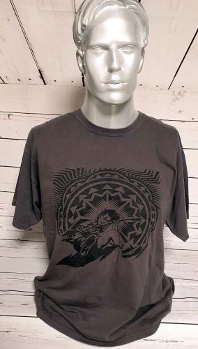 AC/DC Black Ice Tour 2009 T-Shirt - Large t-shirt UK ACDTSBL751675