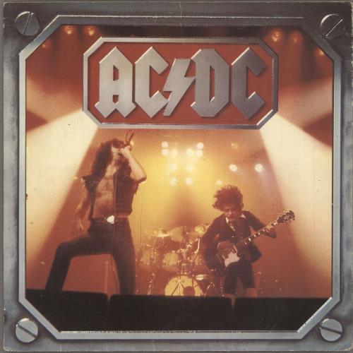 "AC/DC Dirty Deeds Done Dirt Cheap - EX 7"" vinyl single (7 inch record) UK ACD07DI749886"