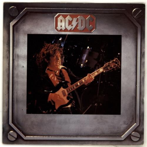 """AC/DC It's A Long Way To The Top 7"""" vinyl single (7 inch record) UK ACD07IT01518"""