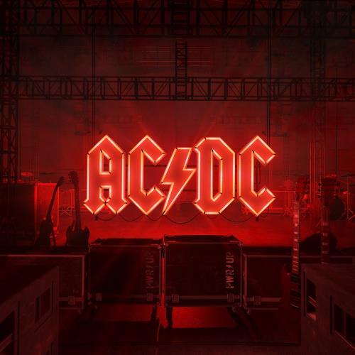 AC/DC Power Up - Red Vinyl - Sealed vinyl LP album (LP record) UK ACDLPPO756350