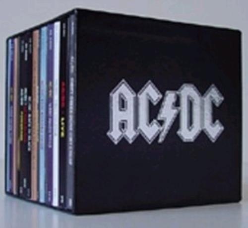 Ac Dc The Collector S Box Uk Vinyl Box Set 264715