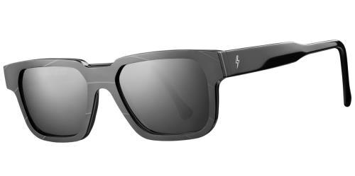 AC/DC Vinylize Back In Black Glasses - Hell