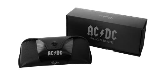 AC/DC Vinylize Back In Black Glasses - Noise - Size Large memorabilia Hungarian ACDMMVI699334