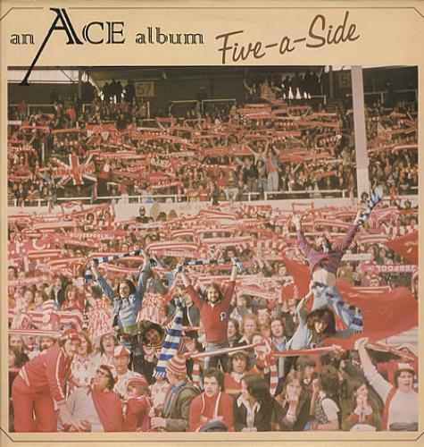 Ace Five-A-Side vinyl LP album (LP record) UK A.ELPFI343107