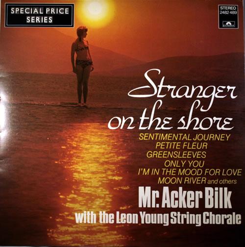 Acker Bilk - That's My Desire
