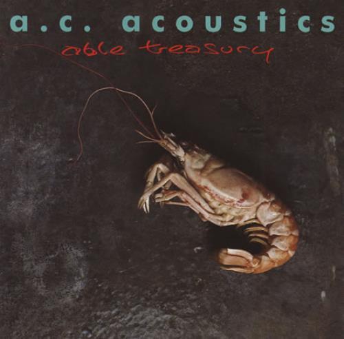 AC Acoustics Able Treasury CD album (CDLP) UK AA8CDAB393306