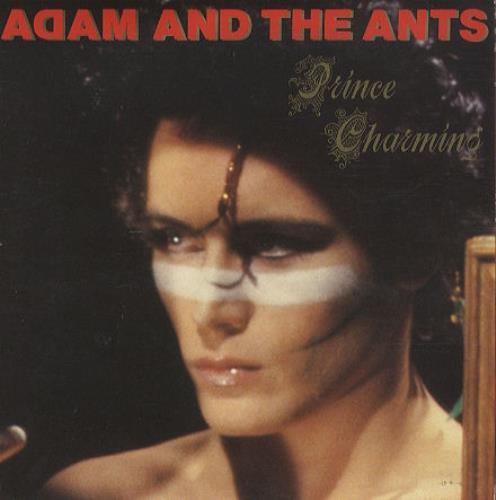 "Adam & The Ants Prince Charming - Gatefold 7"" vinyl single (7 inch record) UK ANT07PR61487"