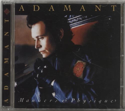 Adam Ant Manners And Physique CD album (CDLP) UK A~ACDMA475194