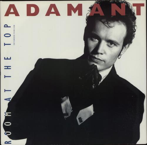 "Adam Ant Room At The Top 12"" vinyl single (12 inch record / Maxi-single) UK A~A12RO160399"