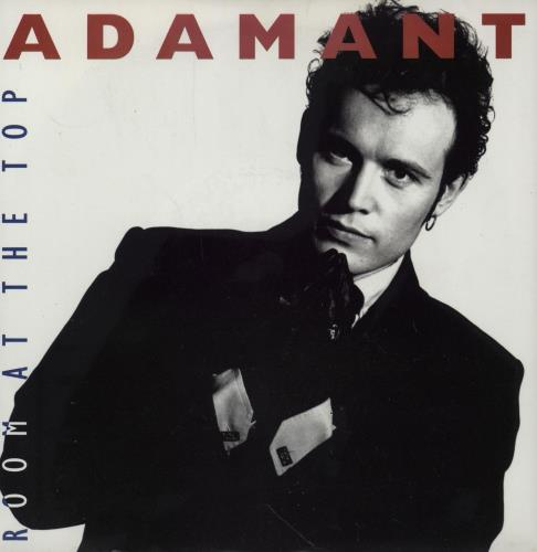 "Adam Ant Room At The Top 7"" vinyl single (7 inch record) UK A~A07RO53135"