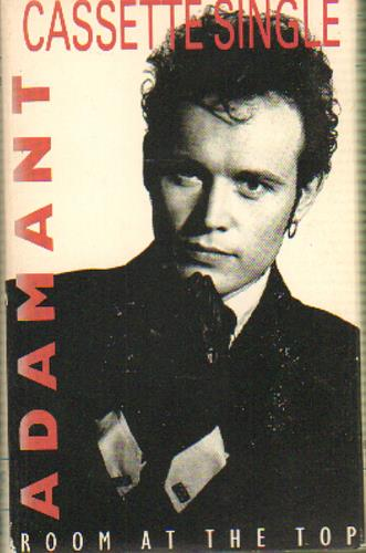 Adam Ant Room At The Top cassette single UK A~ACSRO657563