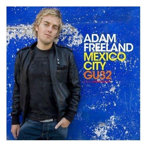 Adam Freeland Global Underground 32: New Mexico City 2 CD album set (Double CD) UK AF12CGL402190