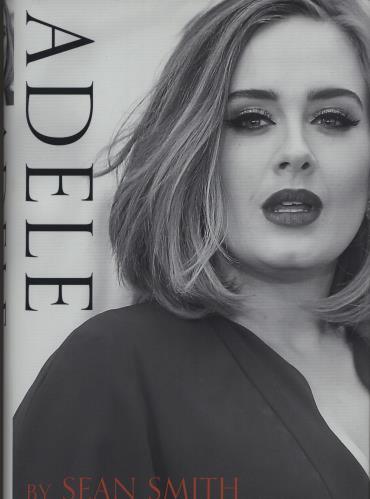 Adele Adele book UK AYXBKAD664796