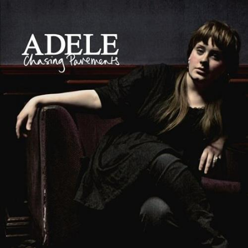 "Adele Chasing Pavements 7"" vinyl single (7 inch record) UK AYX07CH423720"