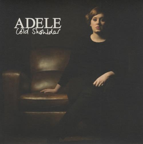 "Adele Cold Shoulder 7"" vinyl single (7 inch record) UK AYX07CO432181"