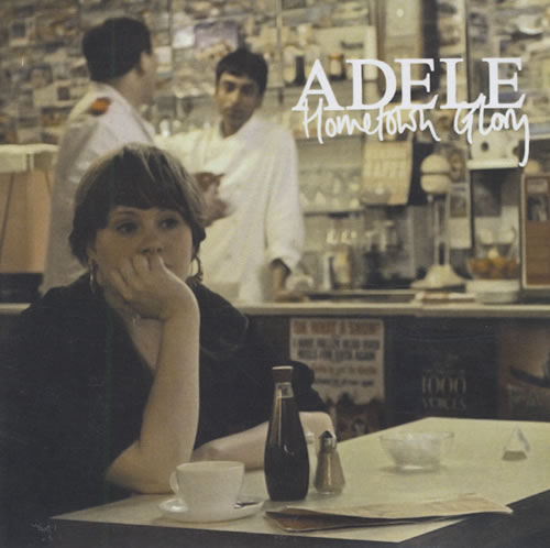 Adele Hometown Glory CD-R acetate UK AYXCRHO431897