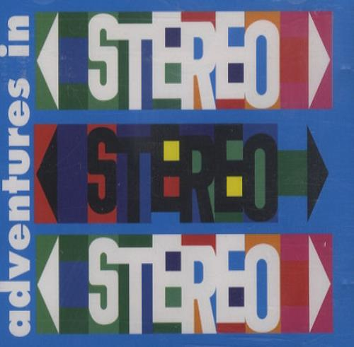 Adventures In Stereo Adventures In Stereo CD album (CDLP) UK I.SCDAD392532