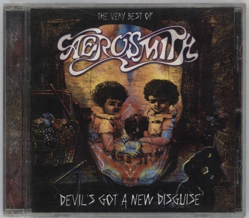 Aerosmith Devil's Got A New Disguise: The Very Best Of CD album (CDLP) UK AERCDDE711369