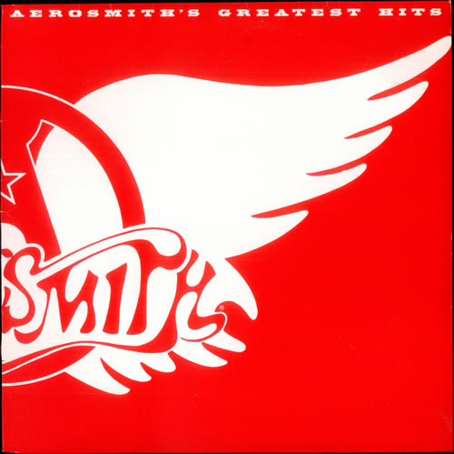 Aerosmith Greatest Hits vinyl LP album (LP record) UK AERLPGR526672