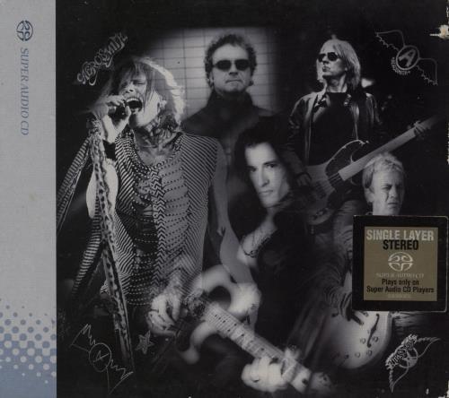 Aerosmith O, Yeah! Ultimate Aerosmith Hits super audio CD SACD UK AERSAOY756215
