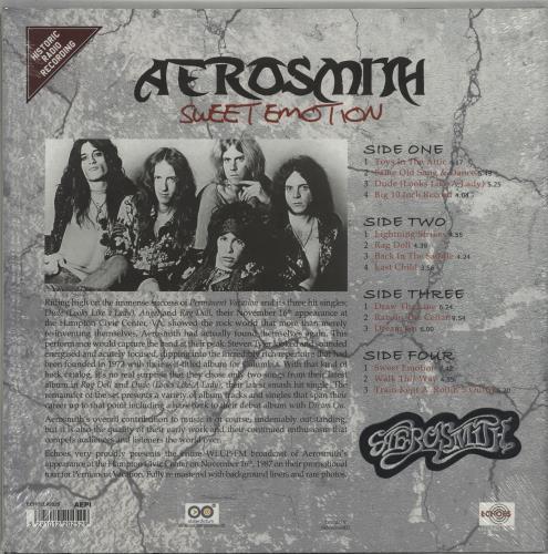 emotion album sweet Aerosmith