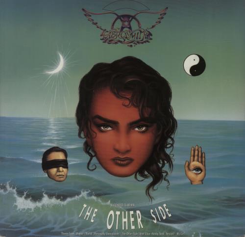 "Aerosmith The Other Side 12"" vinyl single (12 inch record / Maxi-single) UK AER12TH680903"