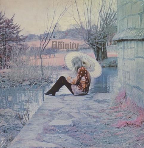 Affinity Affinity - 180gm vinyl LP album (LP record) Italian AF-LPAF383571