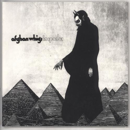 Afghan Whigs In Spades vinyl LP album (LP record) UK AFGLPIN729788