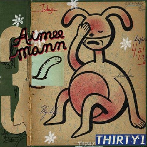 "Aimee Mann Thirty One Today 7"" vinyl single (7 inch record) UK AMN07TH452211"