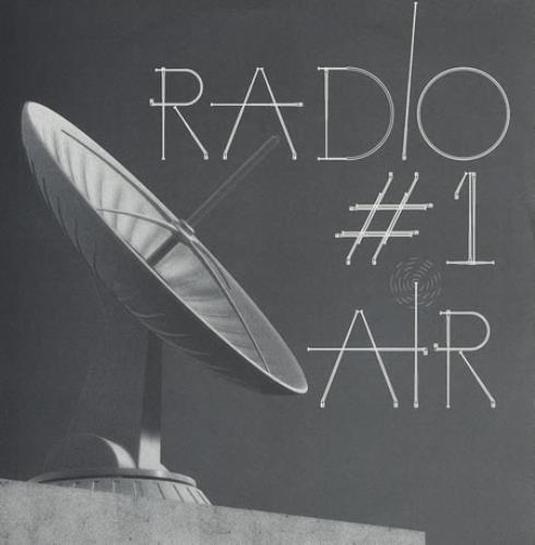"Air (French) Radio #1 12"" vinyl single (12 inch record / Maxi-single) UK AIR12RA185522"