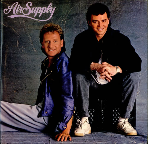 Air Supply Air Supply German Vinyl Lp Album Lp Record