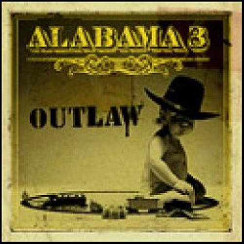 Alabama 3 Outlaw CD album (CDLP) UK AL3CDOU324409