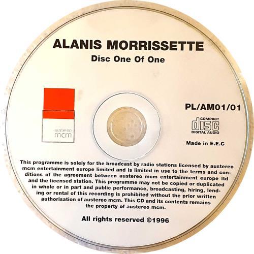 Alanis Morissette Coca-Cola Planet Live CD album (CDLP) Austrian ANSCDCO259323