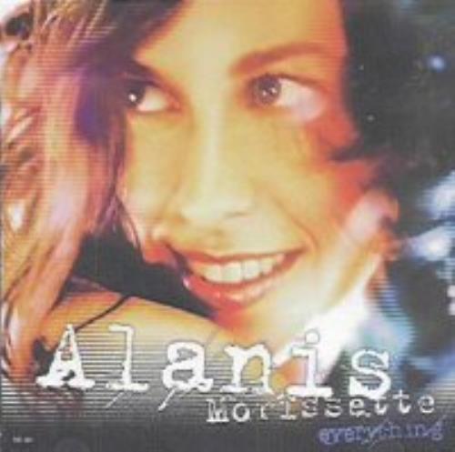 "Alanis Morissette Everything CD single (CD5 / 5"") Mexican ANSC5EV280310"