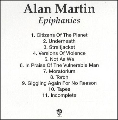 Alanis Morissette Flavors Of Entanglement CD-R acetate US ANSCRFL443370