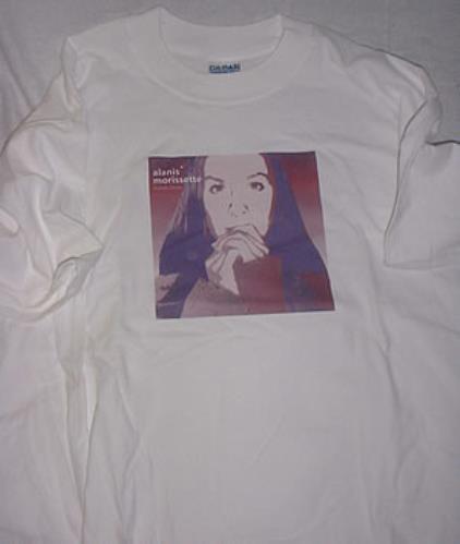 Alanis Morissette Hands Clean - XL t-shirt UK ANSTSHA209026