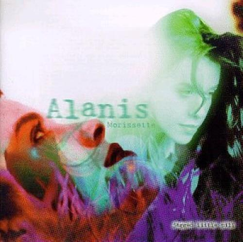 Alanis Morissette Jagged Little Pill CD album (CDLP) UK ANSCDJA74083