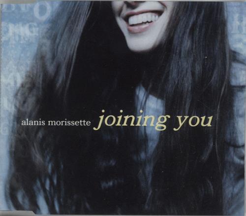 """Alanis Morissette Joining You CD single (CD5 / 5"""") UK ANSC5JO130587"""