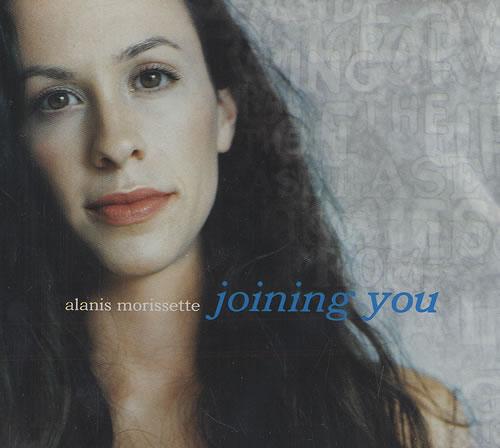 """Alanis Morissette Joining You CD single (CD5 / 5"""") UK ANSC5JO224024"""